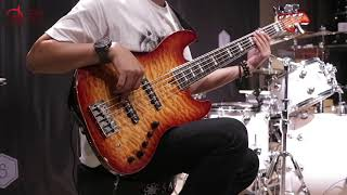 SIRE BASS MARCUS MILLER V9 ALDER 5 ST ,ABE COVER KHAYALAN THE GROOVE