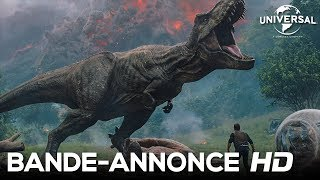 Jurassic world : fallen kingdom :  bande-annonce 1 VF
