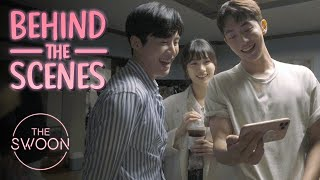 [Behind the Scenes] Suzy and Nam Joo-hyuk's rooftop kiss | Start-Up [ENG SUB]