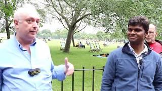 P2 Is Jesus God or Prophet?! Paul Vs Arul Speakers corner Hyde Park