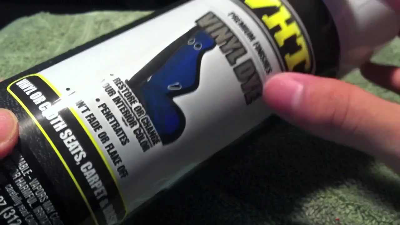 Vht Vinyl Dye Demonstration Mg Rgm 79 Gm Ver 2 0 Youtube