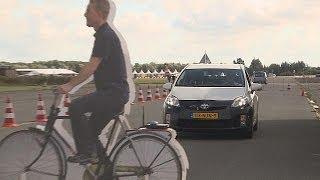Европейские автомобили принимают решения за водителя