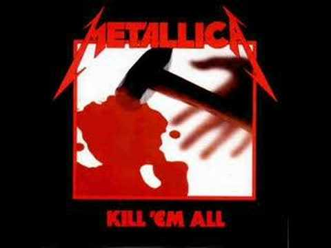 The Four Horsemen - Metallica