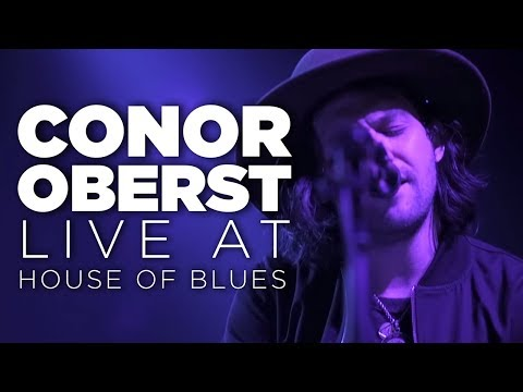 Conor Oberst – Live at House of Blues (Full Set)
