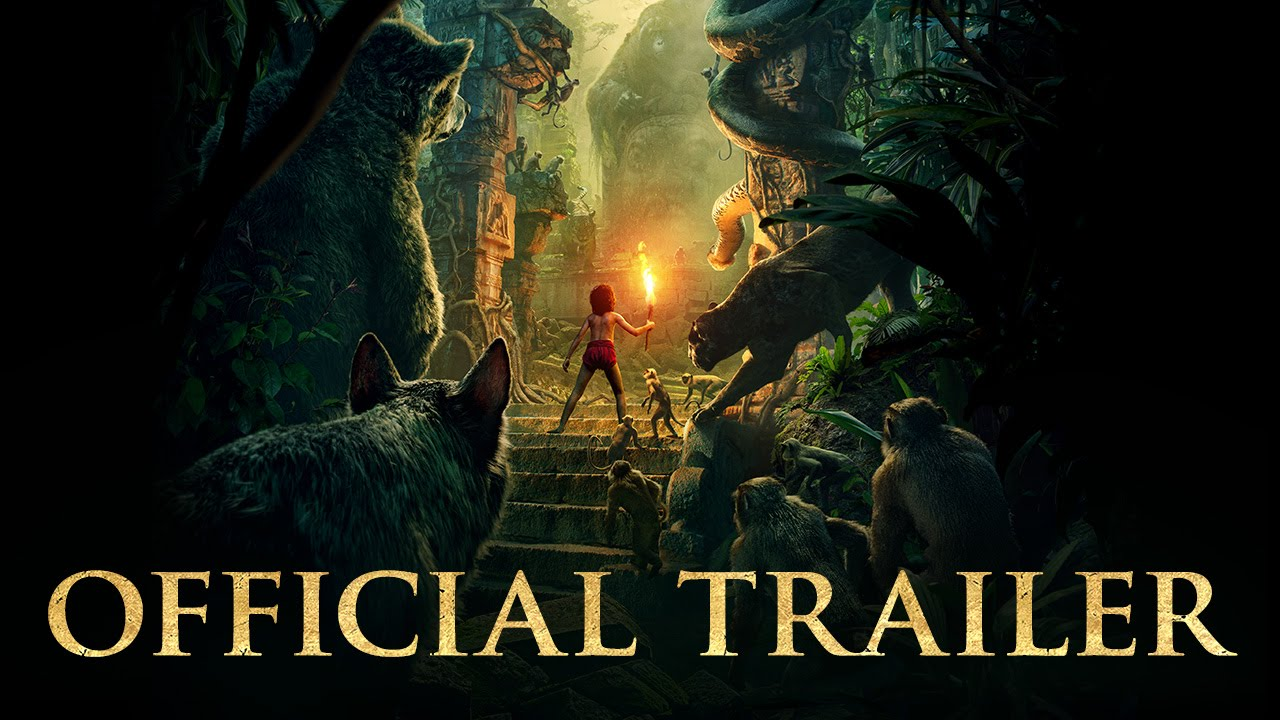 Trailer de The Jungle Book