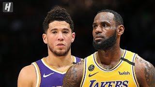 Phoenix Suns vs Los Angeles Lakers - Full Game Highlights | February 10, 2020 | 2019-20 NBA Season