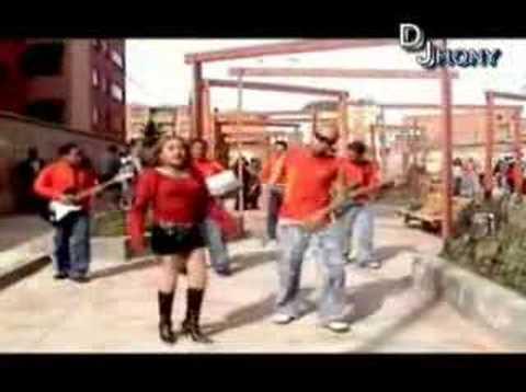 VILLERO BOLIVIANO -MEGAMIX2008-DJ JHONY