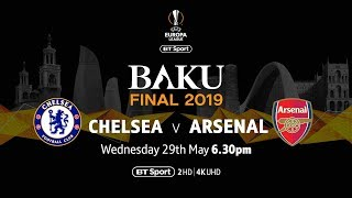 Watch Chelsea vs Arsenal live on BT Sport's YouTube channel