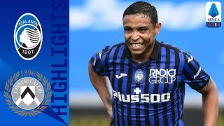 Atalanta 3-2 Udinese   Muriel Bags Brace In Thrilling Atalanta Win!   Serie A TIM