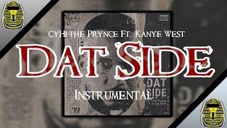 CyHi the Prynce ft Kanye West | Dat Side (Instrumental) | Re-Prod. King Tut