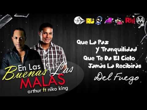 En Las Buenas Y Malas - Arthur Ft Niko King ►NEW ® REGGAETON ROMANTICO 2014 ◄