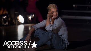 'DWTS': Jordan Fisher Reveals Emotional Story About Being Adopted | Access Hollywood