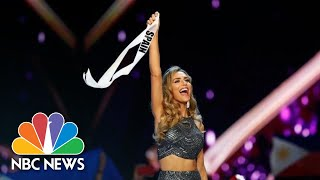 Miss Spain Makes History As First Transgender Miss Universe Competitor | NBC News