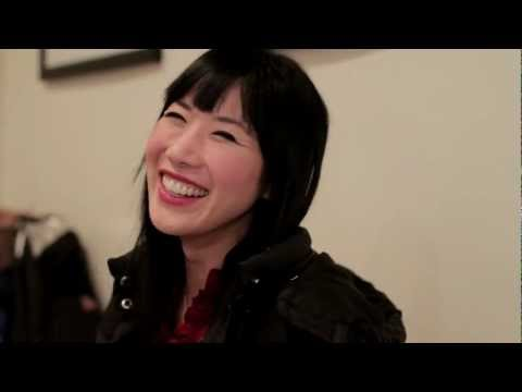 Behind the Scenes on Status Updates with Vivian Bang! - YouTube