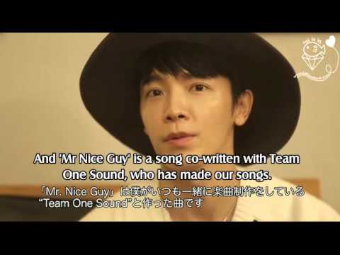 [JHH][Engsub] DVD Let's get it on Donghae Eunhyuk - Exclusive interview