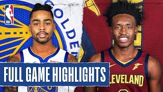 WARRIORS at CAVALIERS | FULL GAME HIGHLIGHTS | February 1, 2020