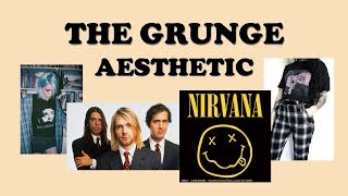 The Grunge Aesthetic // Find Your Aesthetic #14
