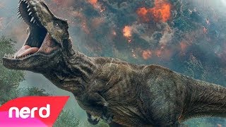 Jurassic World: Fallen Kingdom Song | Life Finds A Way (Unofficial Soundtrack) #NerdOut