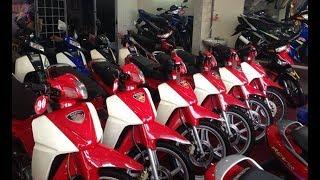 Xe Máy Nhập Lậu Cambodia Giá Rẻ  Lh: (08) 68 993.740