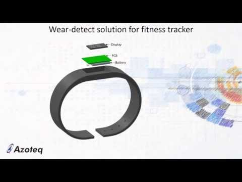Azoteq's 30 second tip for wear-detect solutions