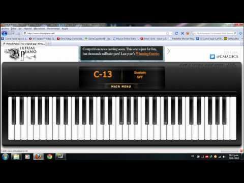 My Inmortal - Evanescence [Piano Virtual]