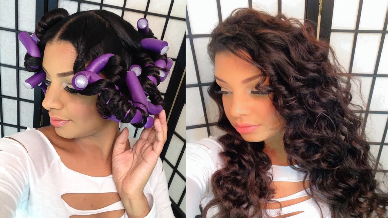 Flexi Rods Vs Perm Rods On Natural Hair