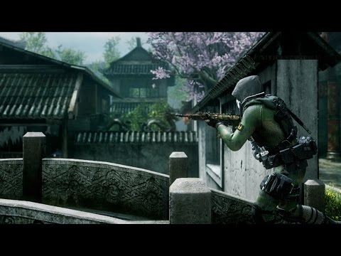 Official Call of Duty®: Ghosts Nemesis DLC Pack Preview