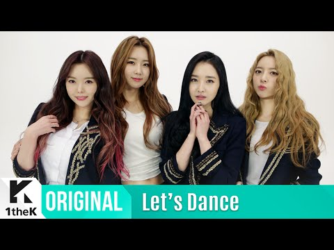 Let's Dance: Dalshabet(달샤벳) _ Someone like U(너 같은) [ENG/JPN/CHN SUB]