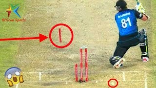 Best Destructive Pace Bowling in Cricket ● Stumps Broken ● Stumps Flying in Air ● | GAME ON HAI