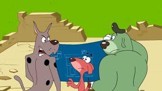 Rat-A-Tat | 'Shopping Fun' | Chotoonz Kids Funny Cartoon Videos Sunday Sundaes