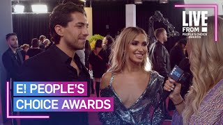 Kaitlyn Bristowe & Jason Tartick Aren't Rushing to the Altar | E! People's Choice Awards