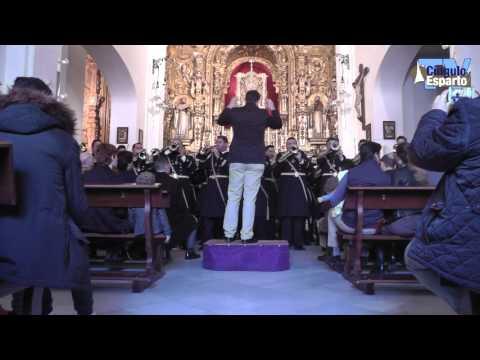 """Estreno de """"La Fe"""" de Francisco Ortiz por la Banda de las Tres Caídas"""