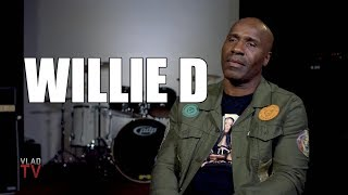Willie D on Scarface Making