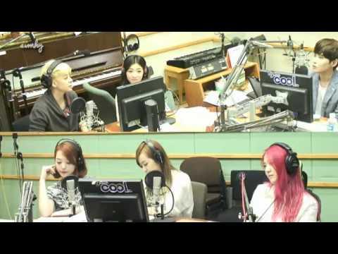 130729 f(x) Amber choose the best Bridegroom Exo Sehun Super Junior Ryeowook KTR
