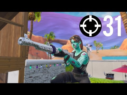 31 Kills Sniper Only - The Most Sniper Kills in a game *World Record*