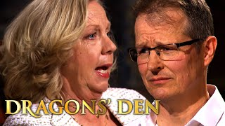 The Small Gadget That Slices Water Consumption by 60% Worries Deborah | Dragons' Den
