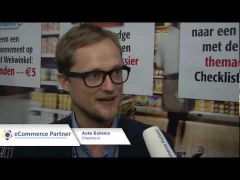 Auke Bullema (Checklist.nl)| Hoe vind ik de juiste leverancier| Webwinkel Vakdagen 2013