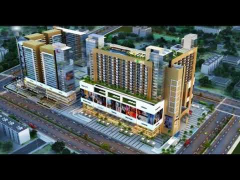 Gaur City Center Noida Extension Business complex