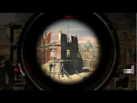 Baixar Sniper Elite V2 #1 | Sou ou não sou um verdadeiro Sniper de Elite
