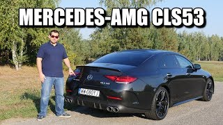 2019 Mercedes-AMG CLS 53 (ENG) - Test Drive and Review