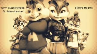 Gym Class Heroes - Stereo Hearts (Chipmunks Version)