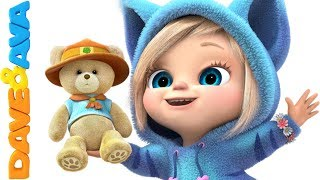😜 Nursery Rhymes & Kids Songs | Baby Songs from Dave and Ava 😜 - YouTube