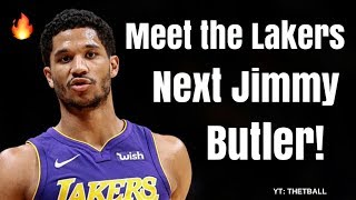 Meet the Los Angeles Lakers NEXT Jimmy Butler!   Future ALL-STAR Next to LeBron James & Lonzo Ball?