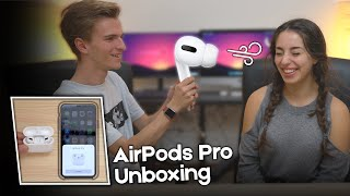 AirPods Pro - Unboxing & Prime Impressioni [feat. Irene]