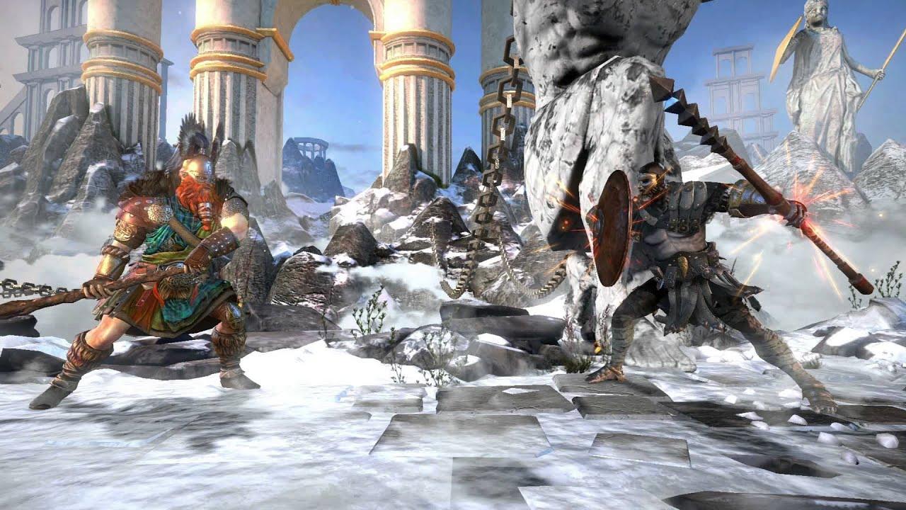 즐겨보세요 갓 오브 로마 on PC 2