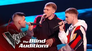 NXTGEN's 'Cry Me A River'   Blind Auditions   The Voice UK 2019
