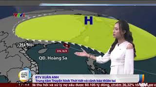 Vì sao bão mangkhut không vào việt nam lí do là đây