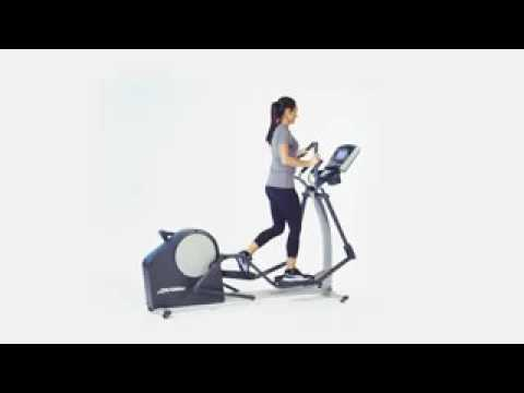 video Life Fitness X1 Go Cross-Trainer