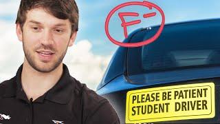 NASCAR Drivers Take A Written Driver's Test