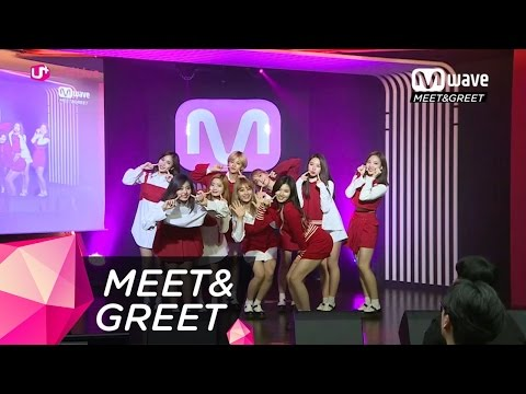 [MEET&GREET]First Time On Air!TWICE'JELLY JELLY'